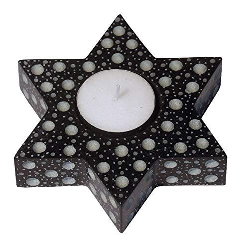 Rosenthal Maria Golden Ornaments Étoile Coque 24 cm étoile décor coquille étoile