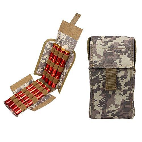 Kosibate Molle - Funda para Pistola de Escopeta DE 12 g, 20...