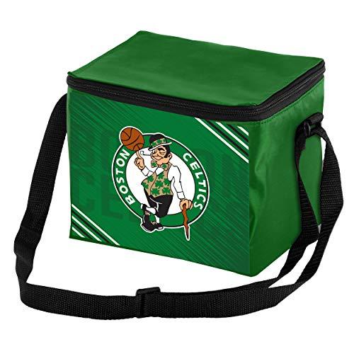 FOCO NBA Team Zippered Lunch Bag-Boston Celtics