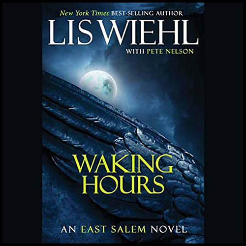 Waking Hours audiobook cover art