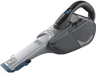 BLACK+DECKER SMARTECH dustbuster Handheld Vacuum, Cordless, Titanium/ Blue (HHVJ315JMF61)