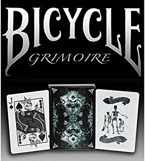 Funrarity Grimoire Playing Cards