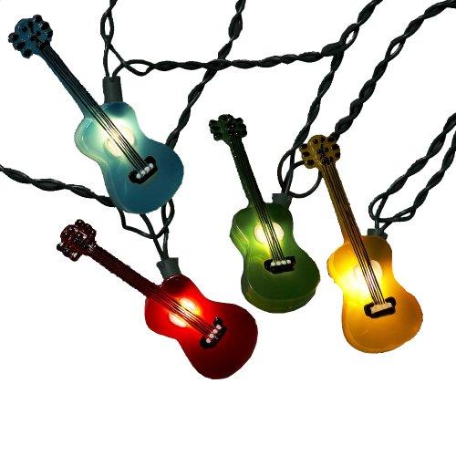 Guitar Shaped String Lights