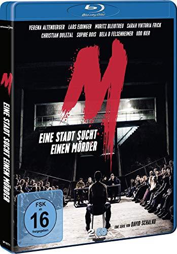 M - Eine Stadt sucht einen Mörder  (2 Blu-rays)