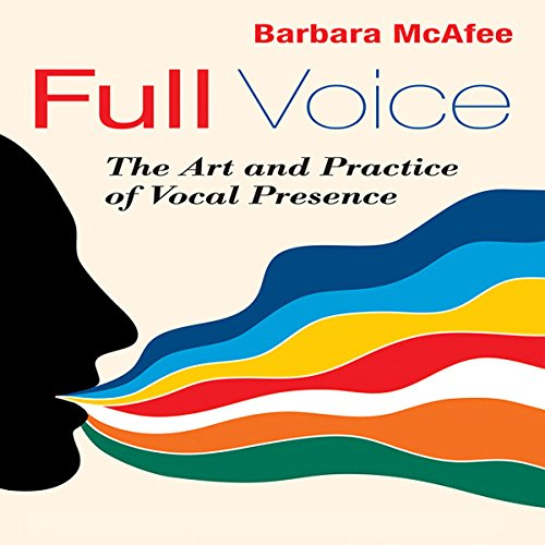 Full Voice audiobook cover art
