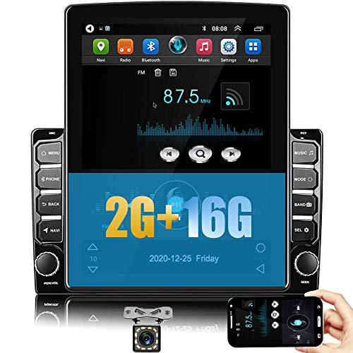 Camecho Android Car Stereo Double D…