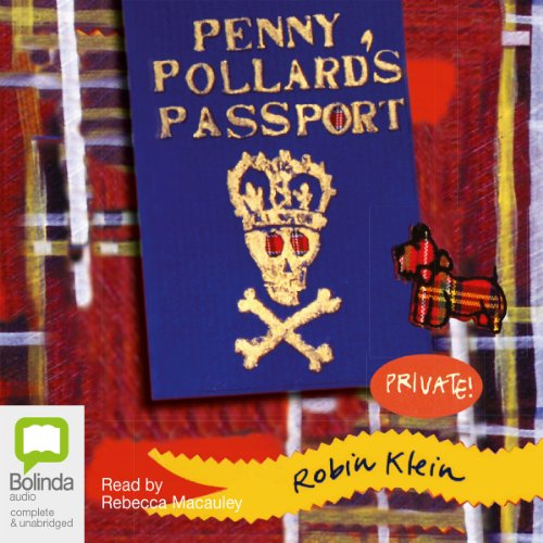 Penny Pollard's Passport audiobook cover art