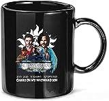 N\A #Supernatural 2005-2020 15 Temporadas 327 episodios Carry on My Wayward Son Tazas de café de cerámica Tazas