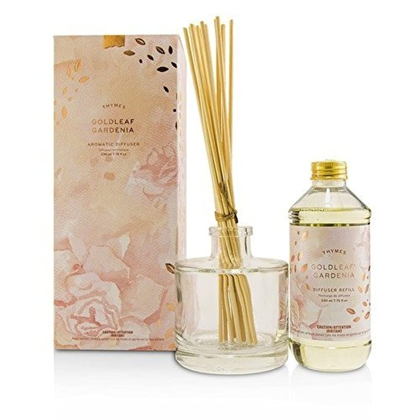 サーフィン受ける一般的に言えばタイムズ Aromatic Diffuser - Goldleaf Gardenia 230ml/7.75oz並行輸入品