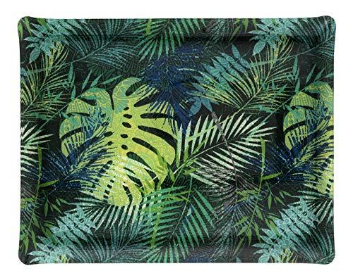 PLATEX 4046361172 Plateau Acrylique-Philo, Vert-Noir, 46x36cm