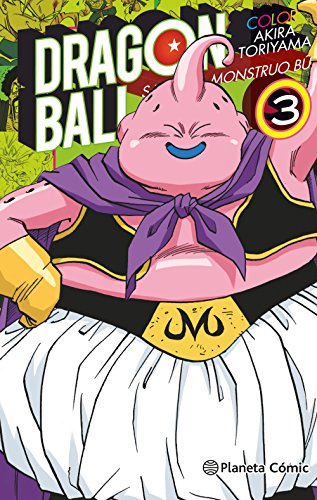 Dragon Ball Color Bu nº 03/06 (Manga Shonen)