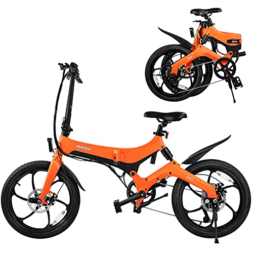 BESPORTBLE Falten Elektro- Bike...