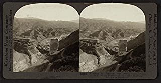 HistoricalFindings Photo: Reproduction,Wrecked St. Francis Dam,Santa Clara River,California,c1928