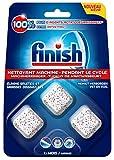 Finish Nettoyant Machine Lave-Vaisselle Pendant le Cycle