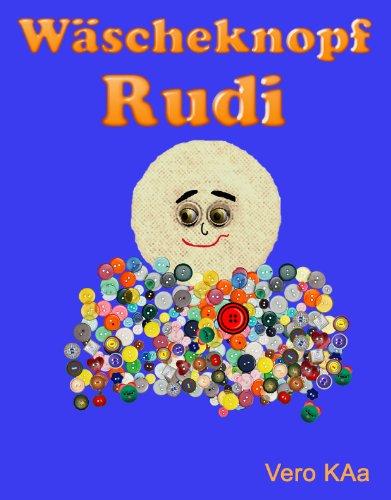 Wäscheknopf Rudi: Vorlesegeschichte mit Ausmalseiten