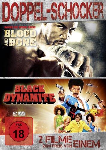 Blood and Bone / Black Dynamite [2 DVDs]