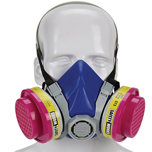 Safety Works SWX00320 Multi-Purpose Respirator...
