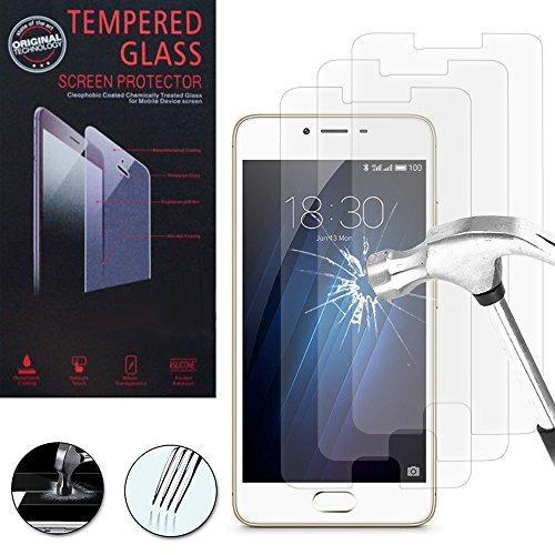 Vcomp® Pellicola di protezione di schermo per Meizu M3S