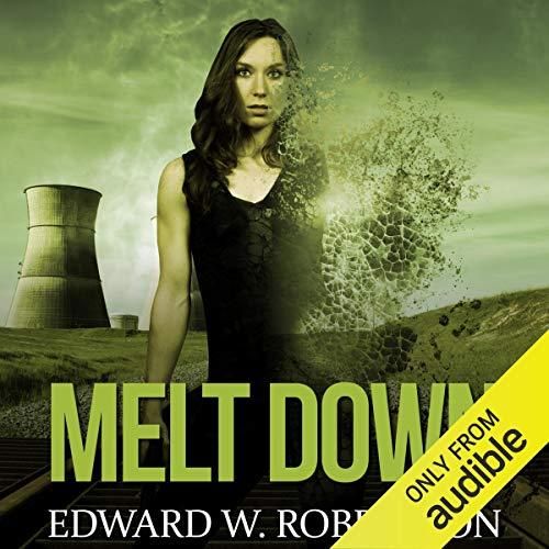 Melt Down audiobook cover art