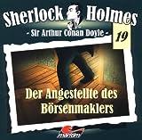 Sherlock Holmes – Fall 19 – Der Angestellte des Börsenmaklers