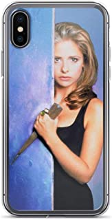 iPhone 7 Plus/8 Plus Pure Clear Case Cases Cover Buffy Summers
