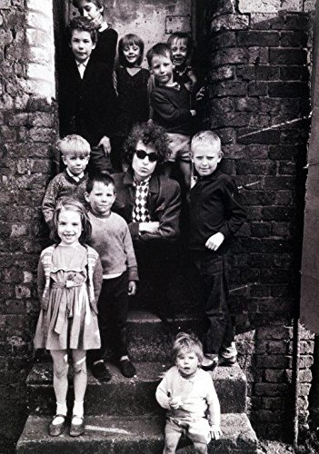 Generic Bob Dylan Street Legal Foto Print Poster Schatten in der Nacht blond Shirt 005(a5-a4-a3), A3