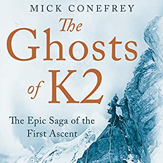 Ghosts of K2 cover art