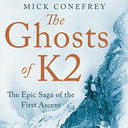 Ghosts of K2 audiobook cover art