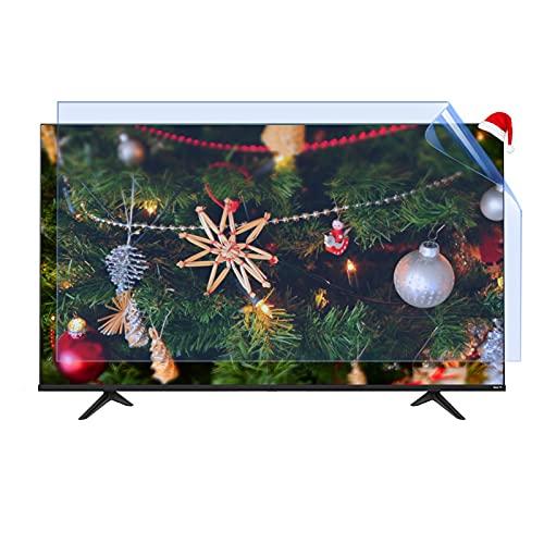 TV-Bildschirmschutz - Anti-Blend-Anti-Scratch-Anti-Blau-Lichtschutzfolie, 55' 1211 * 682