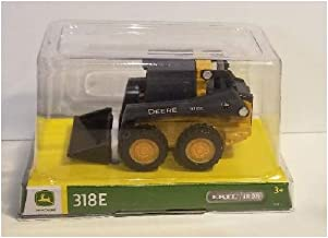 John Deere 3-Inch Iron Toy Vehicles (318E Skid Loader)