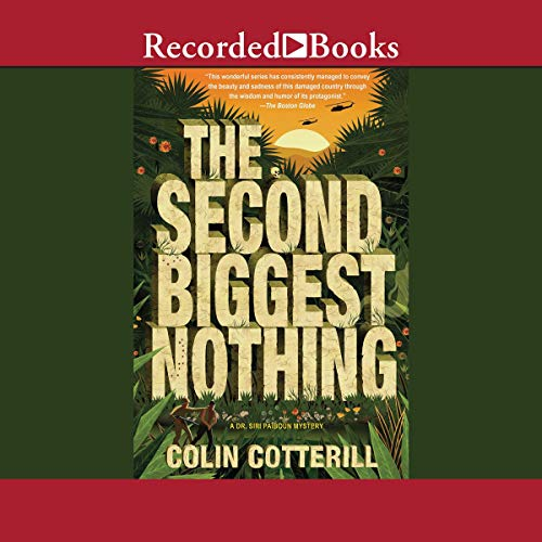 The Second Biggest Nothing audiobook cover art