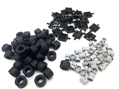 LEGO® WHEELS 100 Piece Set - 20 ...