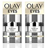 (PACK of 2) ΟΙay Eyes, Brightening Eye Cream, 0.5 fl oz EACH - For Dark Circles & Fine Lines - SEALED