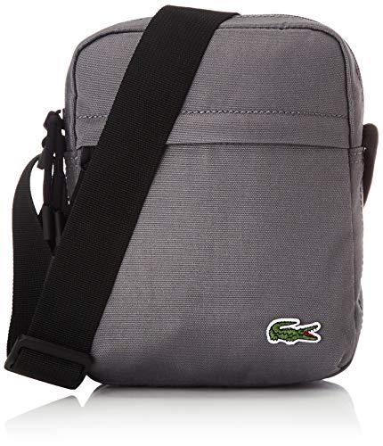 Lacoste Herren NH2102 Tasche, Smoked Pearl Black, Einheitsgröße