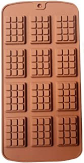 Mini Chocolate Mold Silicone Mold Fondant Molds DIY 3D Candy Bar Mould Cake Decoration Tools Kitchen Baking Accessories Id...