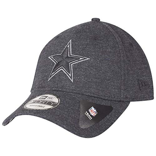 New Era 9Forty NFL Cap - Jersey Dallas Cowboys Graphit