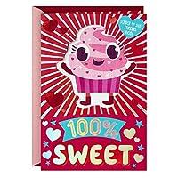 Hallmark ディズニー バレンタインデーカード 子供用 100% Sweet
