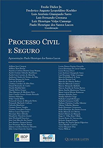 Processo Civil E Seguro