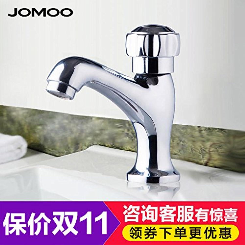 Einfache heie und kalteKupfer küchenbecken wasserhhne küchenarmatur Einzelne kalte becken wasserhahn, waschbecken, wasserhahn, becken, wasserhahn 76018346 Geeignet für alle badezimmer-küchenbecken