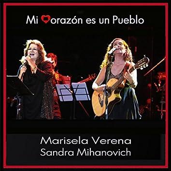 Mi Corazon Es un Pueblo (feat. Sandra Mihanovich)