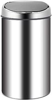 ZHYP 3-8 L Automatic Tacho USB Carga Automatica De Acero Inoxidable Sensor Inteligente Cubo De Basura Basura Basura Basura De La Cocina Puede,3L