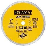 DEWALT DW4766 7-Inch by .060-Inch Porclean Tile Blade Wet