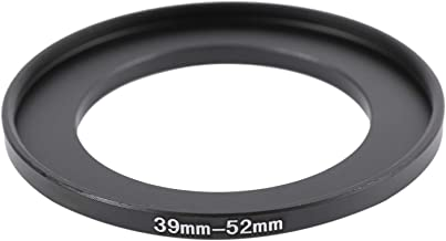 SODIAL R  Camera 39mm 52mm Metal Step Ring Adapter