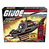 G.I. Joe Retro Collection Cobra F.A.N.G. Vehículo con Figura de Cobra Pilot de 9,5 cm, Juguete para niños a Partir de 4 años