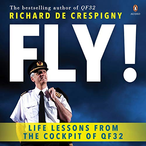 Fly! audiobook cover art