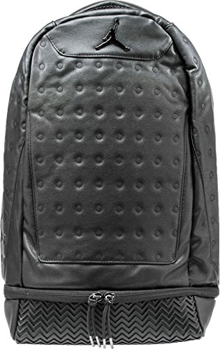 Nike Air Jordan Retro 13 Backpack - Black 9a1898 023