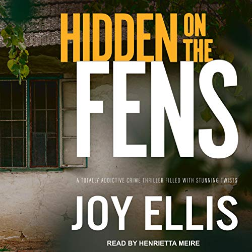 Hidden on the Fens cover art