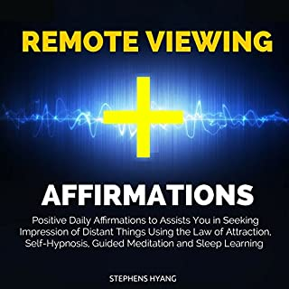 Remote Viewing Affirmations cover art