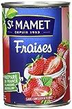 SAINT MAMET - Les Fruits en Morceaux - Les Fruits rouges - Fraises