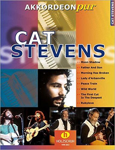 """Akkordeon pur: Cat Stevens: \""""Akkordeon pur\"""" bietet Spezialarrangements im mittleren Schwierigkeitsgrad"""